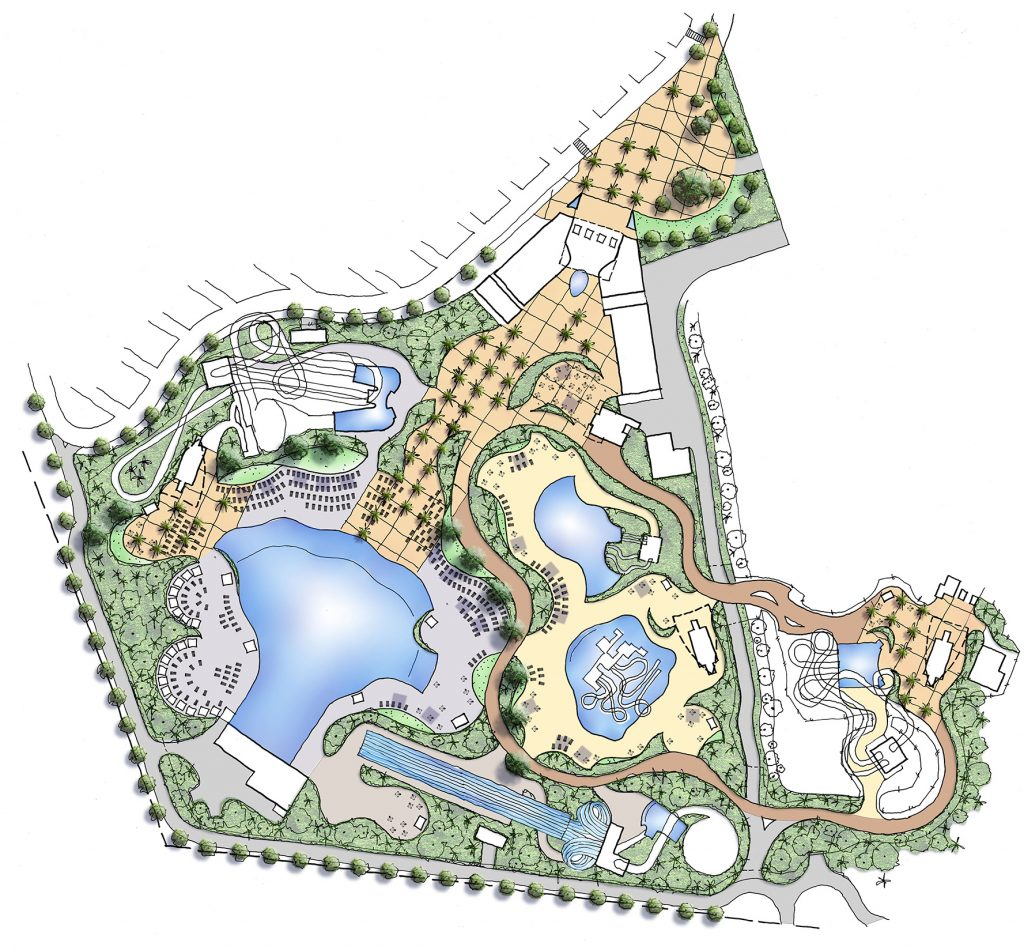 Whitewater World Vegetation Masterplan - Citicene ...